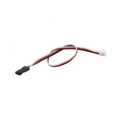 3 laidų kabelis, kontaktai: 2.54(F)-Grove(F), 20 cm
