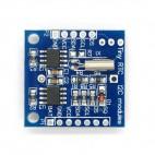 I2C RTC ir EEPROM modulis