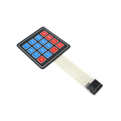 Membraninė klaviatūra (4x4)