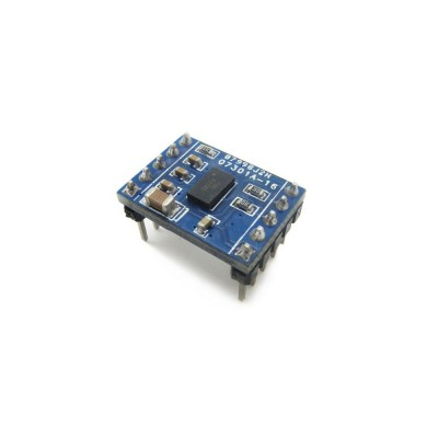 Three-axis analog accelerometer MMA7361L