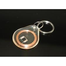 RFID transperant key Tag S50  (13.56MHz)