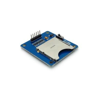 MicroSD/SD kortelės modulis