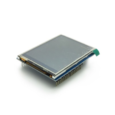"""2.8"""" TFT LCD jutiklinio ekrano priedėlis"""