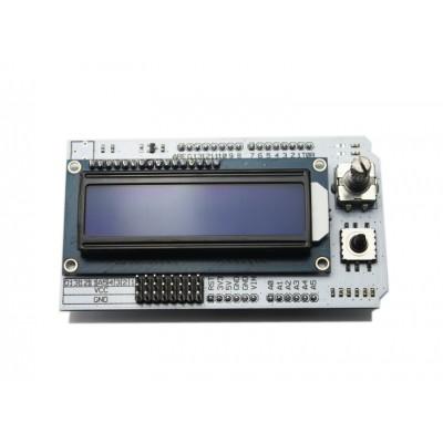 LCD ekrano priedėlis su vairalazde ir rotaciniu valdymu