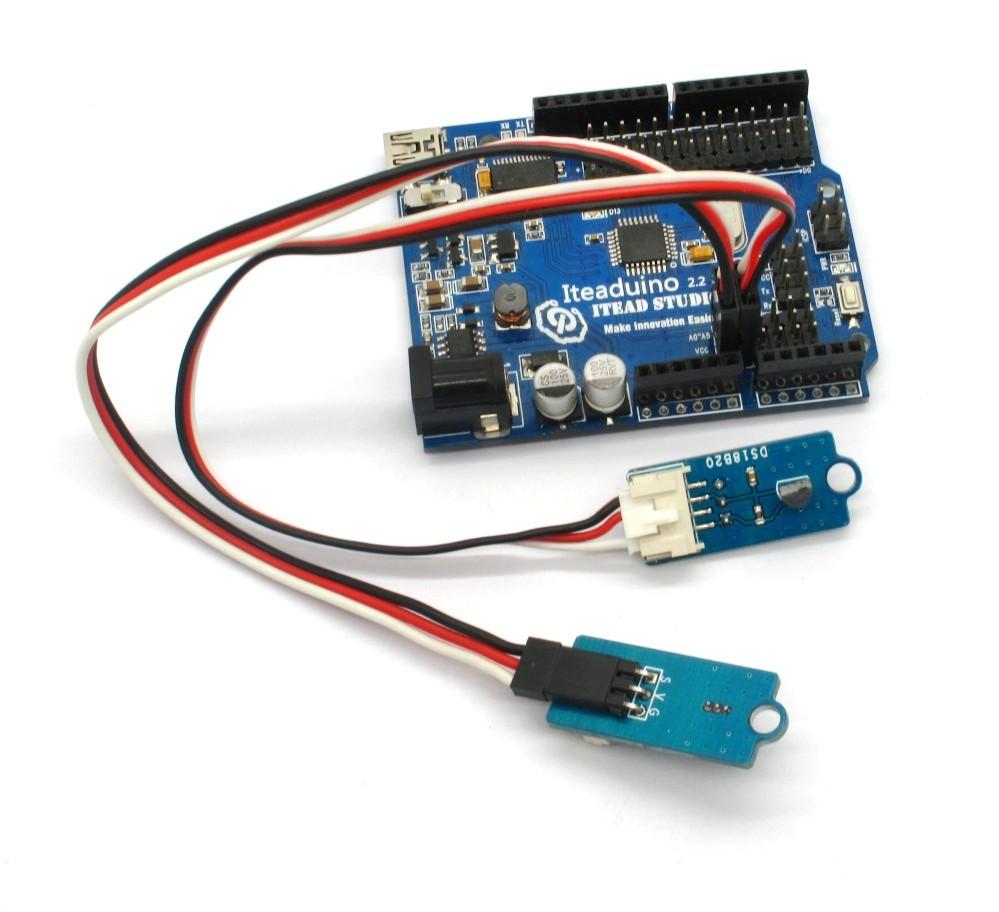 DHT11 drėgmės - Electronic Brick