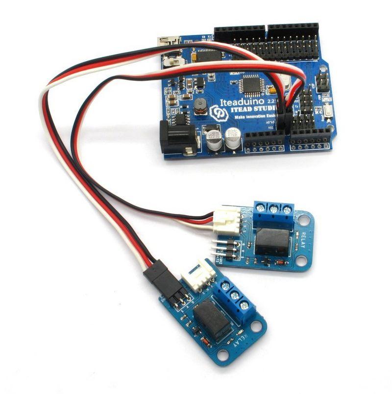 Elektro Relė - Electronic Bric