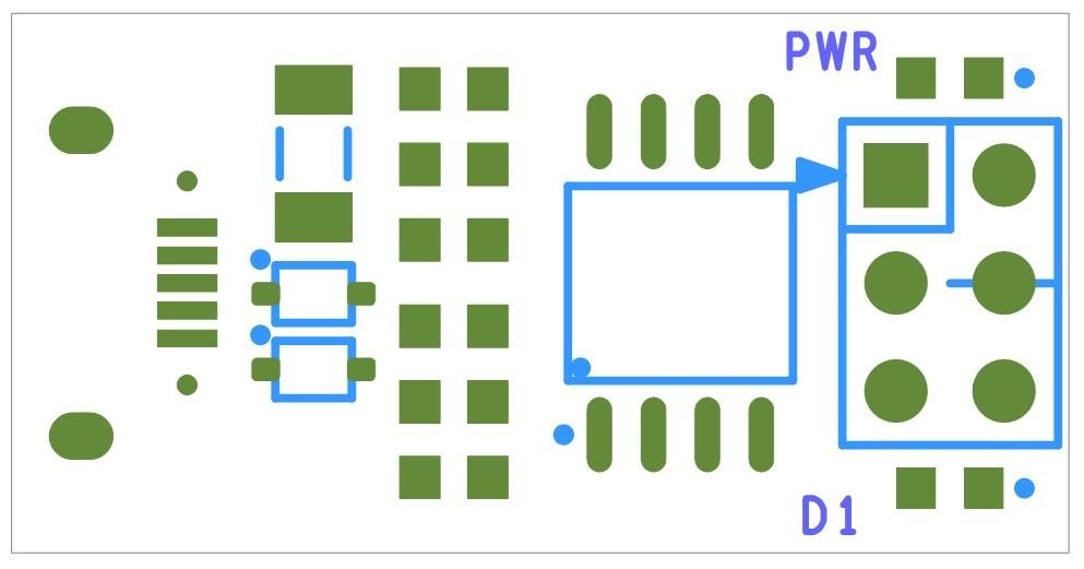 iTeaduino Tiny PCB